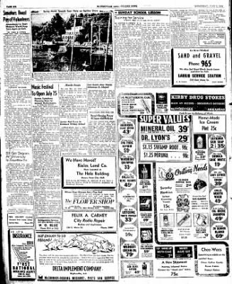 The Courier News from Blytheville, Arkansas on June 5, 1946 · Page 6