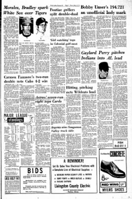 The Daily Leader from Pontiac, Illinois on May 11, 1972 · Page 9