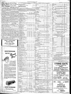 The Courier News from Blytheville, Arkansas on January 18, 1945 · Page 4