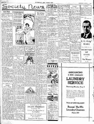 The Courier News from Blytheville, Arkansas on August 1, 1936 · Page 2