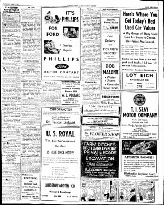The Courier News from Blytheville, Arkansas on May 6, 1947 · Page 13