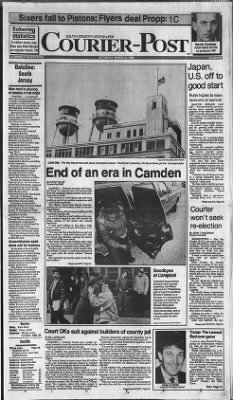 Courier-Post from Camden, New Jersey on March 3, 1990 · Page 1