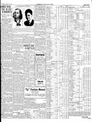 The Courier News from Blytheville, Arkansas on May 28, 1938 · Page 3