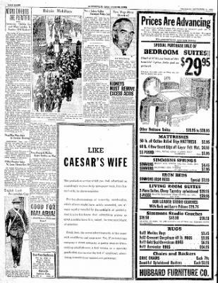 The Courier News from Blytheville, Arkansas on September 28, 1939 · Page 8