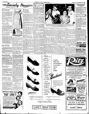 The Courier News from Blytheville, Arkansas on September 13, 1951 · Page 4
