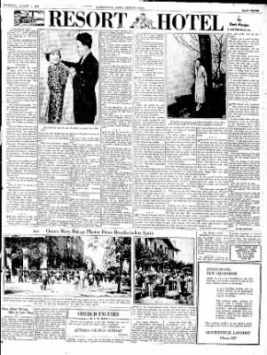 The Courier News from Blytheville, Arkansas on August 1, 1936 · Page 5