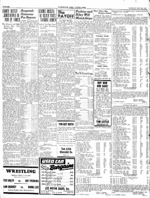 The Courier News from Blytheville, Arkansas on May 28, 1938 · Page 6