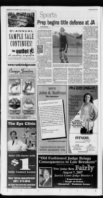 The Clinton News From Clinton Mississippi On August 2 2007 Page 34