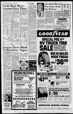 Clarion-Ledger from Jackson, Mississippi on June 26, 1974 · Page 32