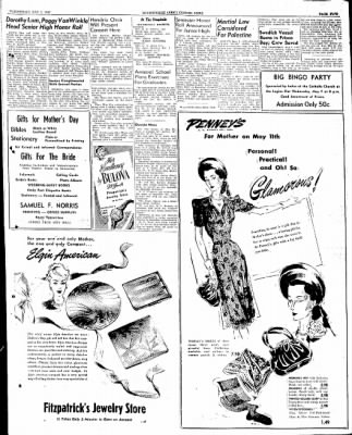The Courier News from Blytheville, Arkansas on May 7, 1947 · Page 5