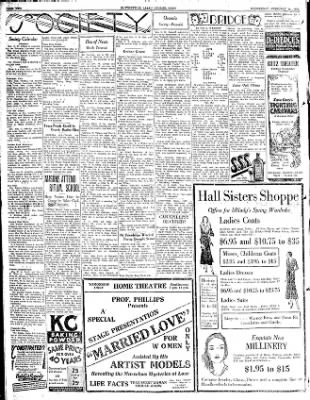 The Courier News from Blytheville, Arkansas on February 25, 1931 · Page 2