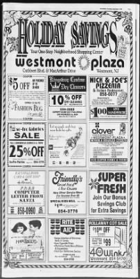 Image result for superfresh christmas newspaper