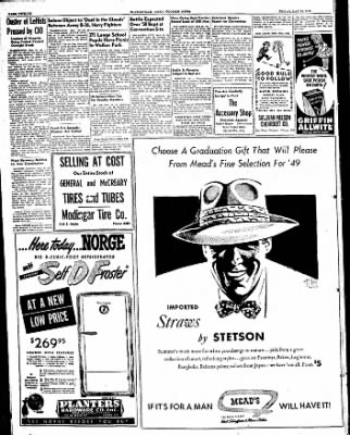 The Courier News from Blytheville, Arkansas on May 20, 1949 · Page 14