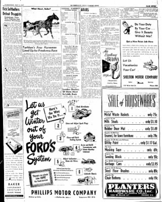 The Courier News from Blytheville, Arkansas on May 7, 1947 · Page 7