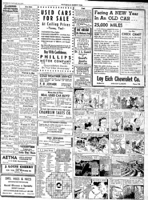 The Courier News from Blytheville, Arkansas on January 20, 1945 · Page 4