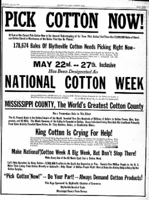 The Courier News from Blytheville, Arkansas on May 20, 1939 · Page 3