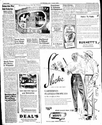 The Courier News from Blytheville, Arkansas on May 7, 1947 · Page 8