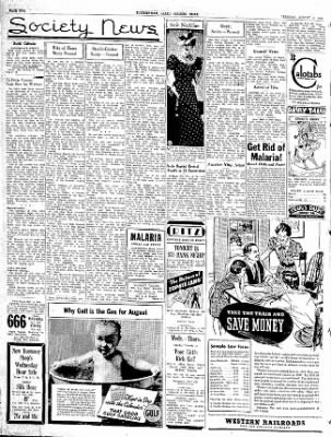The Courier News from Blytheville, Arkansas on August 4, 1936 · Page 2