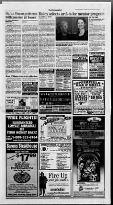 Courier-Post from Camden, New Jersey on November 12, 2003
