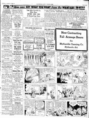 The Courier News from Blytheville, Arkansas on August 4, 1936 · Page 5