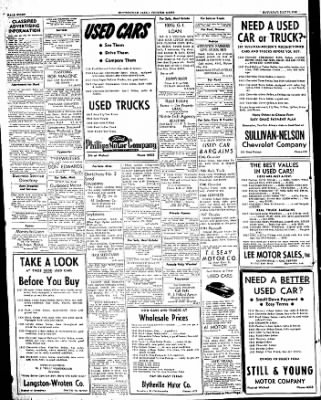 The Courier News from Blytheville, Arkansas on May 21, 1949 · Page 8