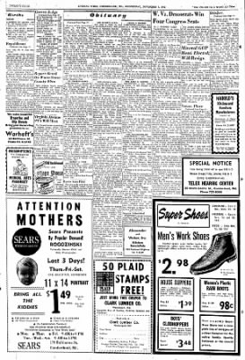 Cumberland Evening Times from Cumberland, Maryland on November 7, 1962 · Page 24