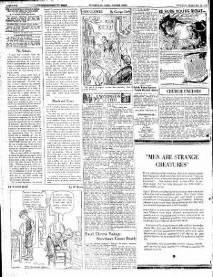 The Courier News from Blytheville, Arkansas on February 26, 1931 · Page 4