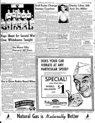 The Courier News from Blytheville, Arkansas on January 16, 1953 · Page 6