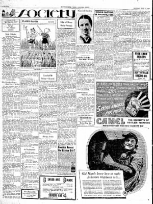 The Courier News from Blytheville, Arkansas on May 22, 1939 · Page 2