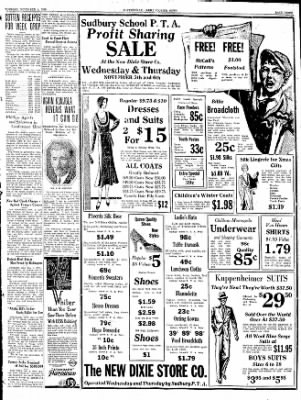 The Courier News from Blytheville, Arkansas on November 4, 1930 · Page 3