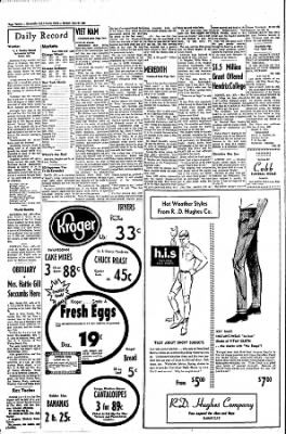 The Courier News from Blytheville, Arkansas on June 27, 1966 · Page 12