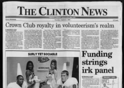 The Clinton News