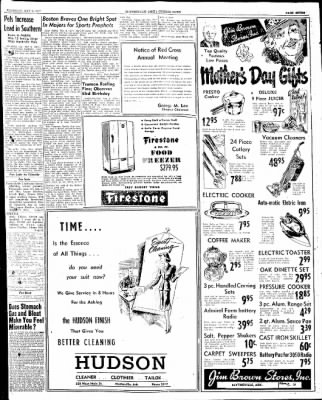 The Courier News from Blytheville, Arkansas on May 8, 1947 · Page 7