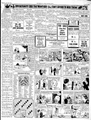 The Courier News from Blytheville, Arkansas on May 22, 1939 · Page 7