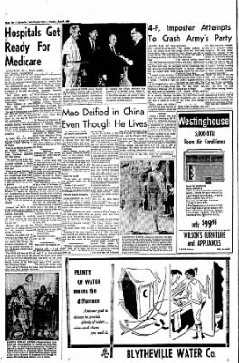 The Courier News from Blytheville, Arkansas on June 28, 1966 · Page 2