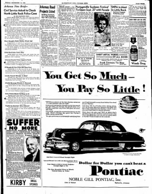 The Courier News from Blytheville, Arkansas on September 14, 1951 · Page 3