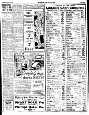 The Courier News from Blytheville, Arkansas on May 31, 1934 · Page 3