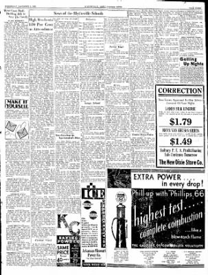 The Courier News from Blytheville, Arkansas on November 5, 1930 · Page 3