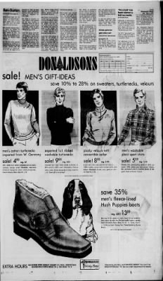 Star Tribune from Minneapolis, Minnesota on December 2, 1973