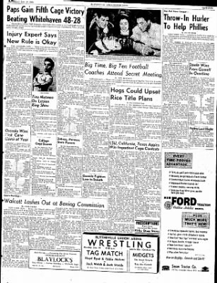 The Courier News from Blytheville, Arkansas on January 17, 1953 · Page 5