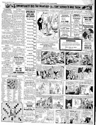 The Courier News from Blytheville, Arkansas on October 2, 1939 · Page 7