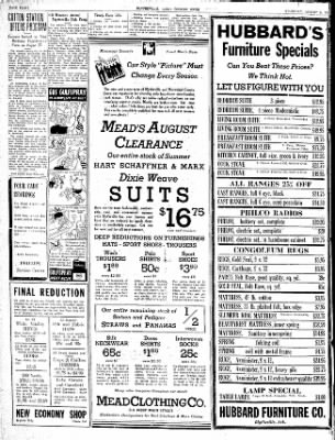The Courier News from Blytheville, Arkansas on August 6, 1936 · Page 8