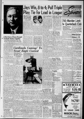 Green Bay Press-Gazette from Green Bay, Wisconsin on August 10, 1949 · Page 15