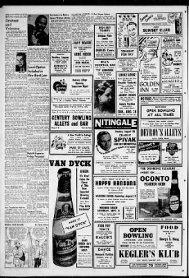 Green Bay Press-Gazette from Green Bay, Wisconsin on August 26, 1949 · Page 22
