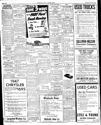 The Courier News from Blytheville, Arkansas on May 24, 1949 · Page 10