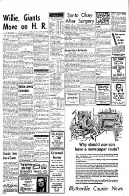 The Courier News from Blytheville, Arkansas on June 28, 1966 · Page 8