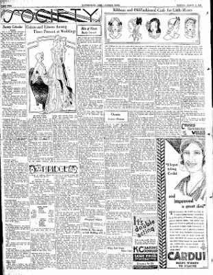 The Courier News from Blytheville, Arkansas on March 2, 1931 · Page 2