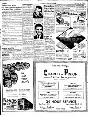The Courier News from Blytheville, Arkansas on January 19, 1953 · Page 2