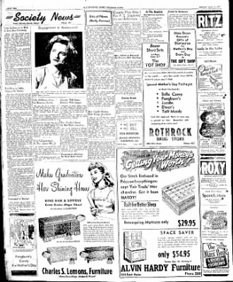 The Courier News from Blytheville, Arkansas on May 9, 1947 · Page 2
