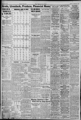 The Minneapolis Star From Minneapolis Minnesota On August 21 1931 Page 24